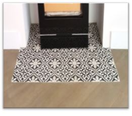 16-tiled-hearth-geometric-design